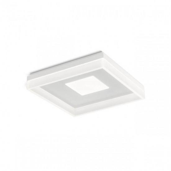 Plafoniera Redo Maya, alb mat, LED, 36W, 2232 lumeni, alb cald 3000K, 34 cm, 01-1995