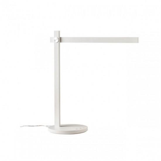 Veioza Redo Omeo, alb mat, LED, 7.5W, 465 lumeni, 3000K-4500K-6500K, 01-2212