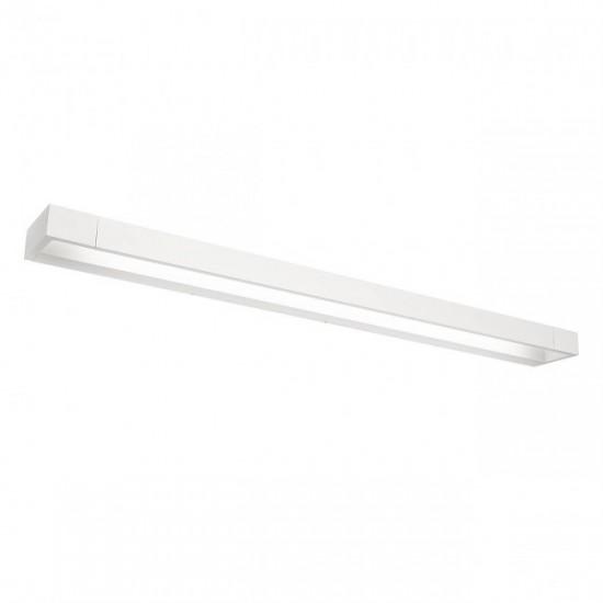 Aplica Redo Flipper, orientabila, alb mat, LED, 24W, 2016 lumeni, 3000K, IP44, 90 cm, 01-2295