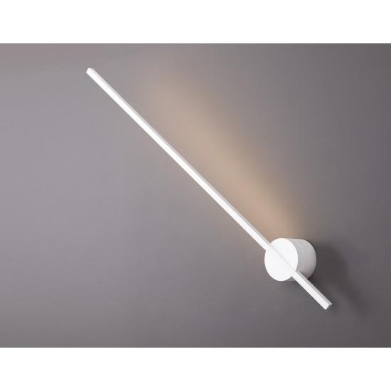 Aplica Maxlight Spider, alb, LED, 8.4W, 548 lumeni, alb cald 3000K, W0212