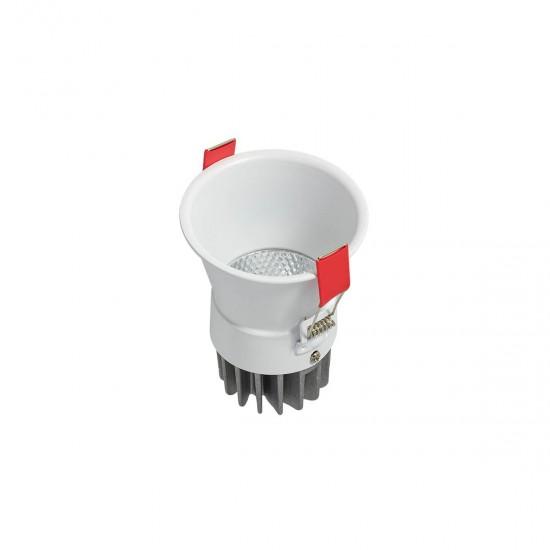 Spot incastrat XKappa, alb, LED, 5-10W