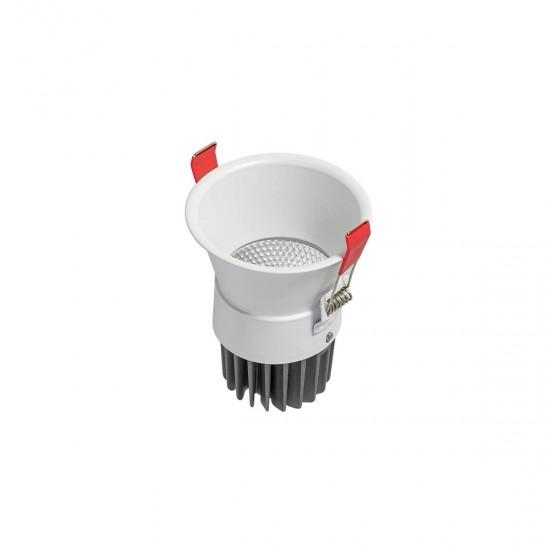 Spot incastrat XKappa, alb, LED, 15-25W