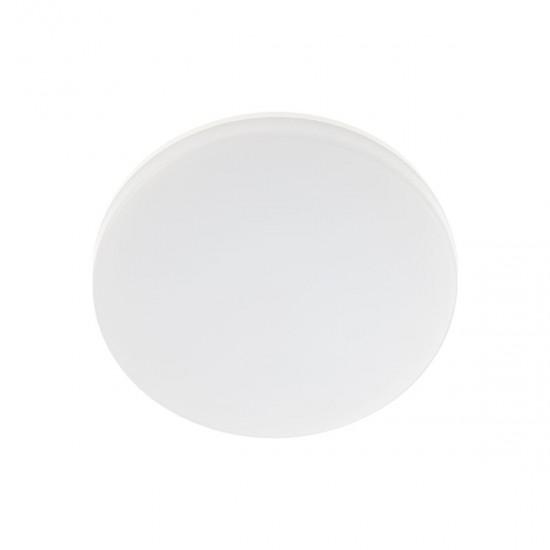 Plafoniera Arelux XPlanner, rotunda, senzor miscare, LED CCT, 18W, 1618 lumeni, 3000-4000-6000K, IP54, 28 cm, PLN01CCT SZ