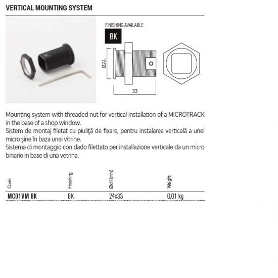 Adaptor lemn Micro Track, MV01VM