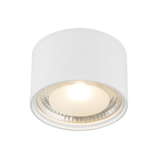 Plafoniera Globo Serena, alb, LED, 12W, 980 lumeni, 3000K, 12007W