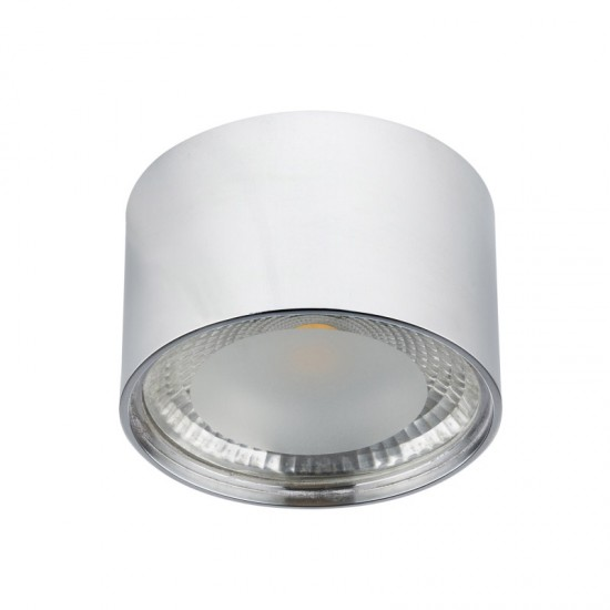 Plafoniera Globo Serena, crom, LED, 12W, 980 lumeni, 3000K, 12007C