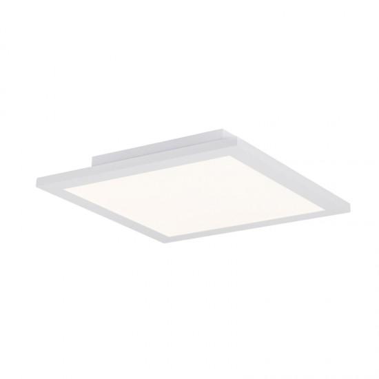 Plafoniera Globo Rosi, alb, LED, 18W, 1440 lumeni, 3000K, 41604D1