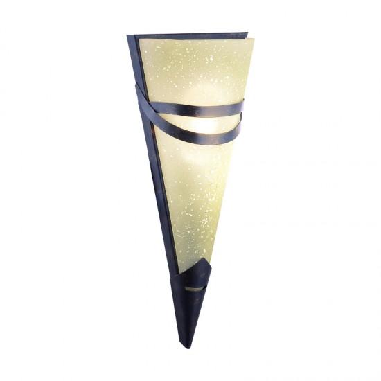 Aplica Globo Rustica II, maro, sticla, 1XE14, 4413-1