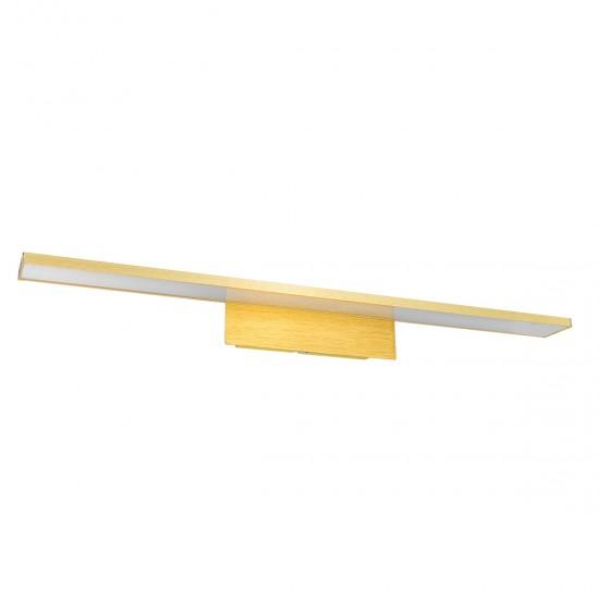 Aplica Interior Elena, auriu, LED, 12W, 800 lumeni, alb cald 3000K, 55 cm, MB14402-01M BB