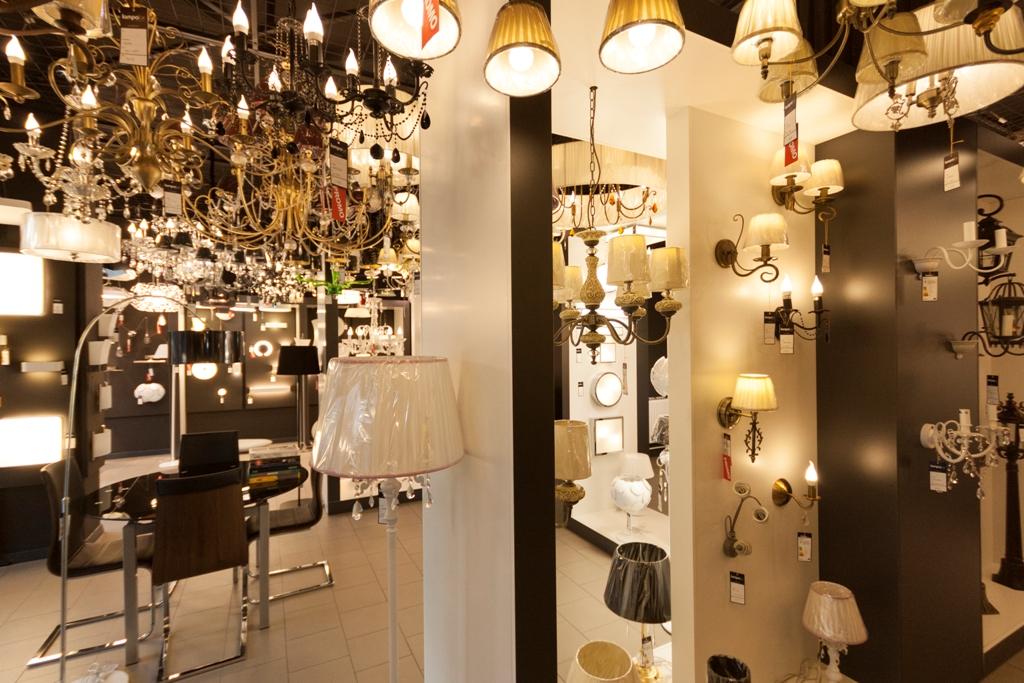 Showroom corpuri de iluminat